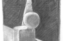 Drawing on the Right Side of The Brain Advanced Course: Still Life 1